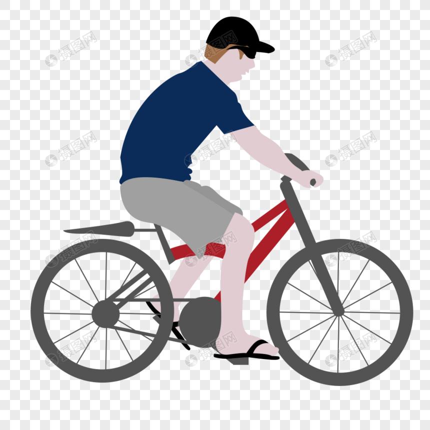 men riding bicycles png