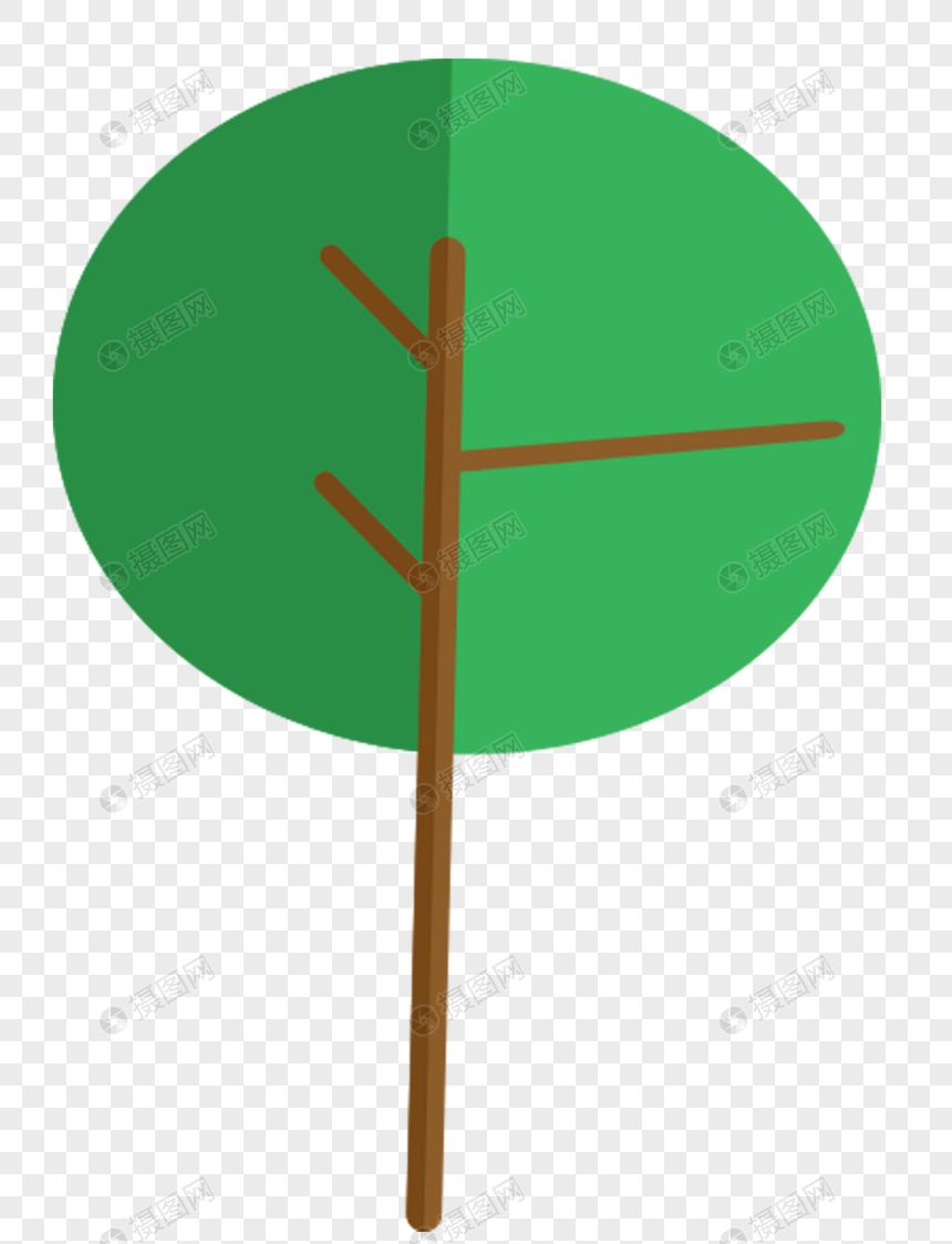 phẳng hóa cây xanh