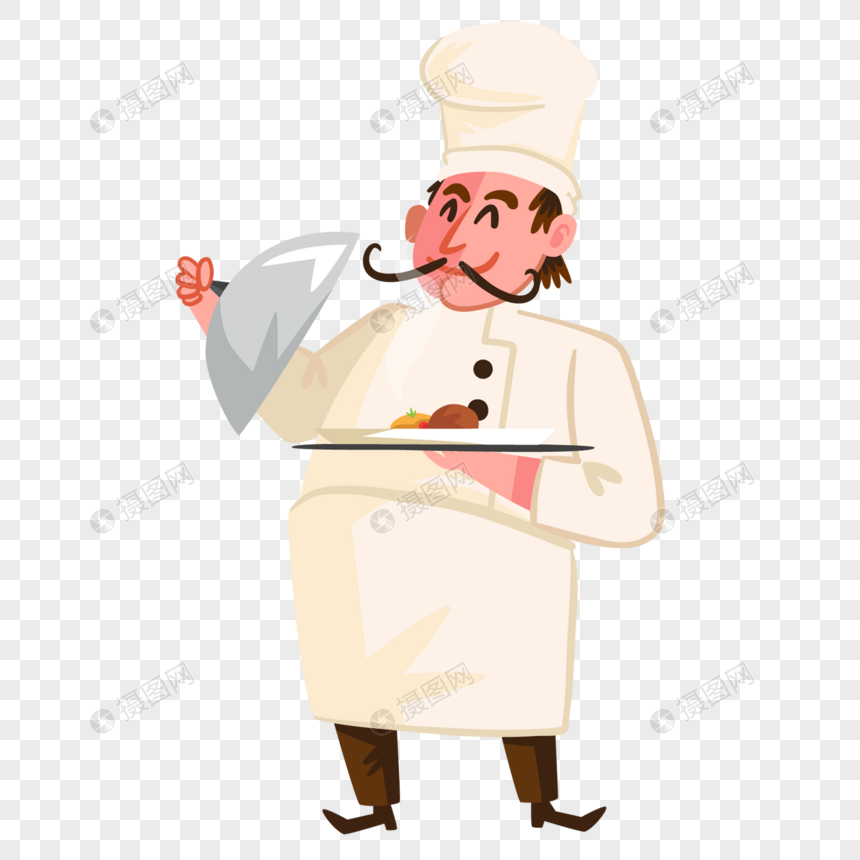 Chef Kartun Gambar Unduh Gratisimej 400320507format Mylovepikcom