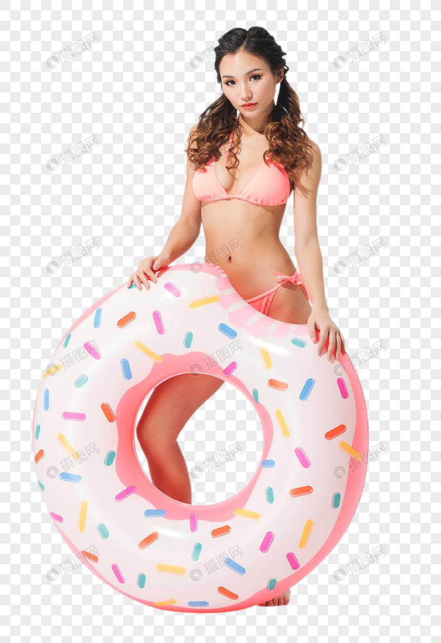 Бикини с пончиками 6