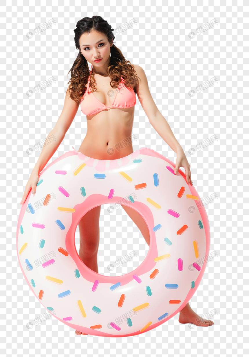 Бикини с пончиками