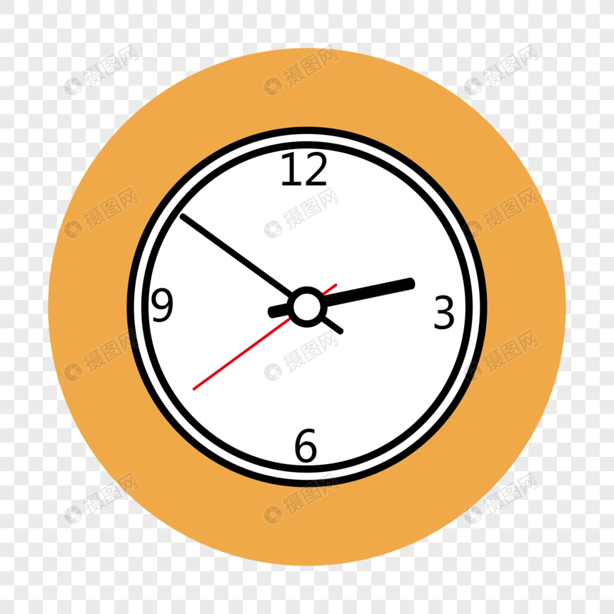 reloj para colorear Imagen Descargar_PRF Gráficos 400326062_ai ...