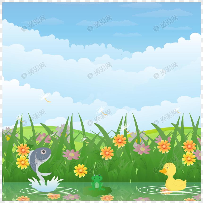 春イラストベクター素材イメージグラフィックス Id 400328260prf画像