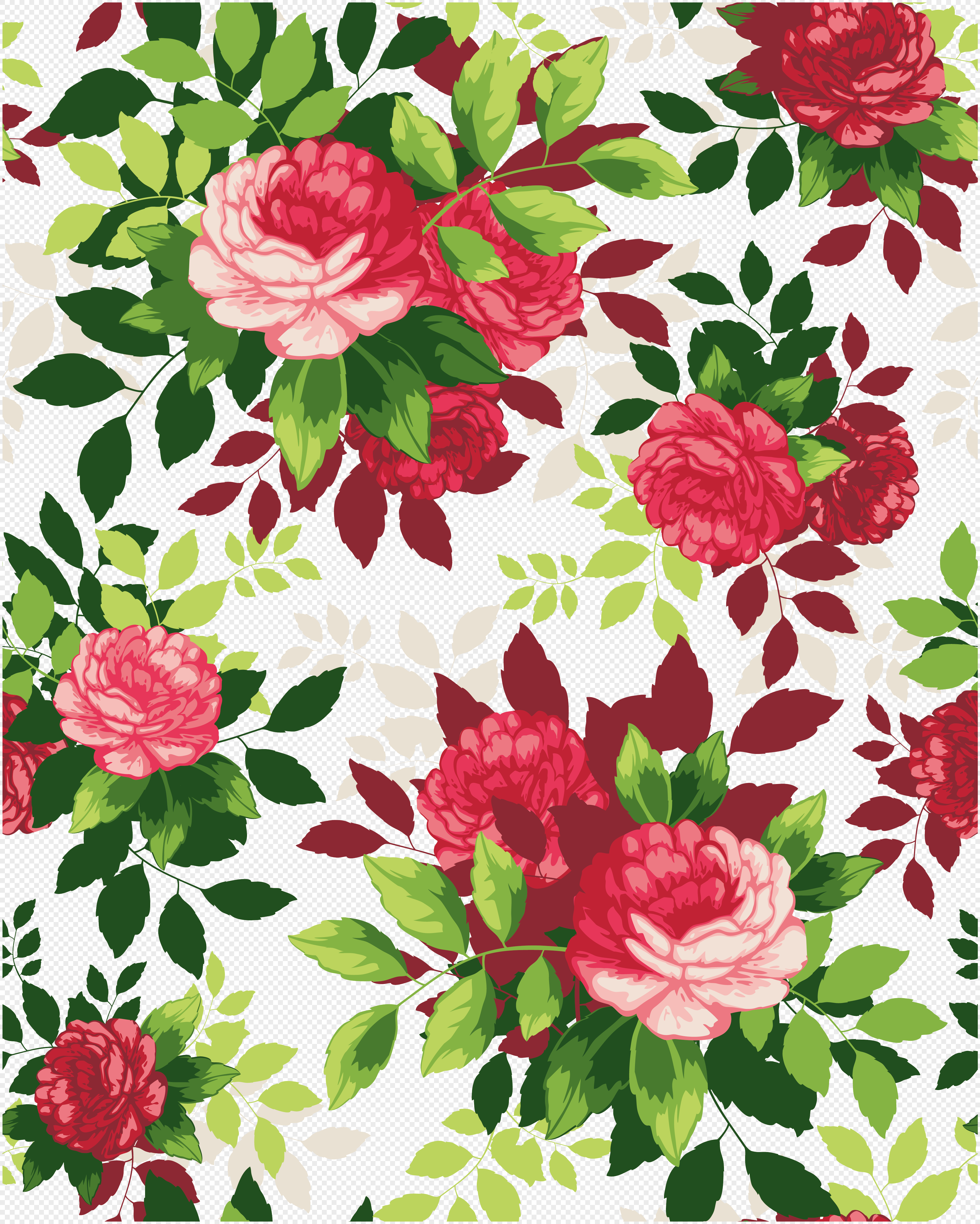 Beautiful Cartoon Flower Border Imagepicture 400328574lovepik