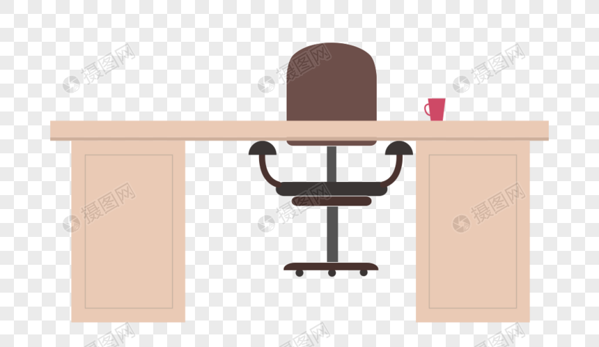 Office Desks And Chairs Png Imagepicture Free Download