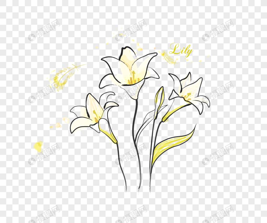 Bahan Hiasan Bunga Vektor Gambar Unduh Gratis Imej 400333314 Format