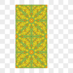 Symmetrical seamless pattern background png image_picture