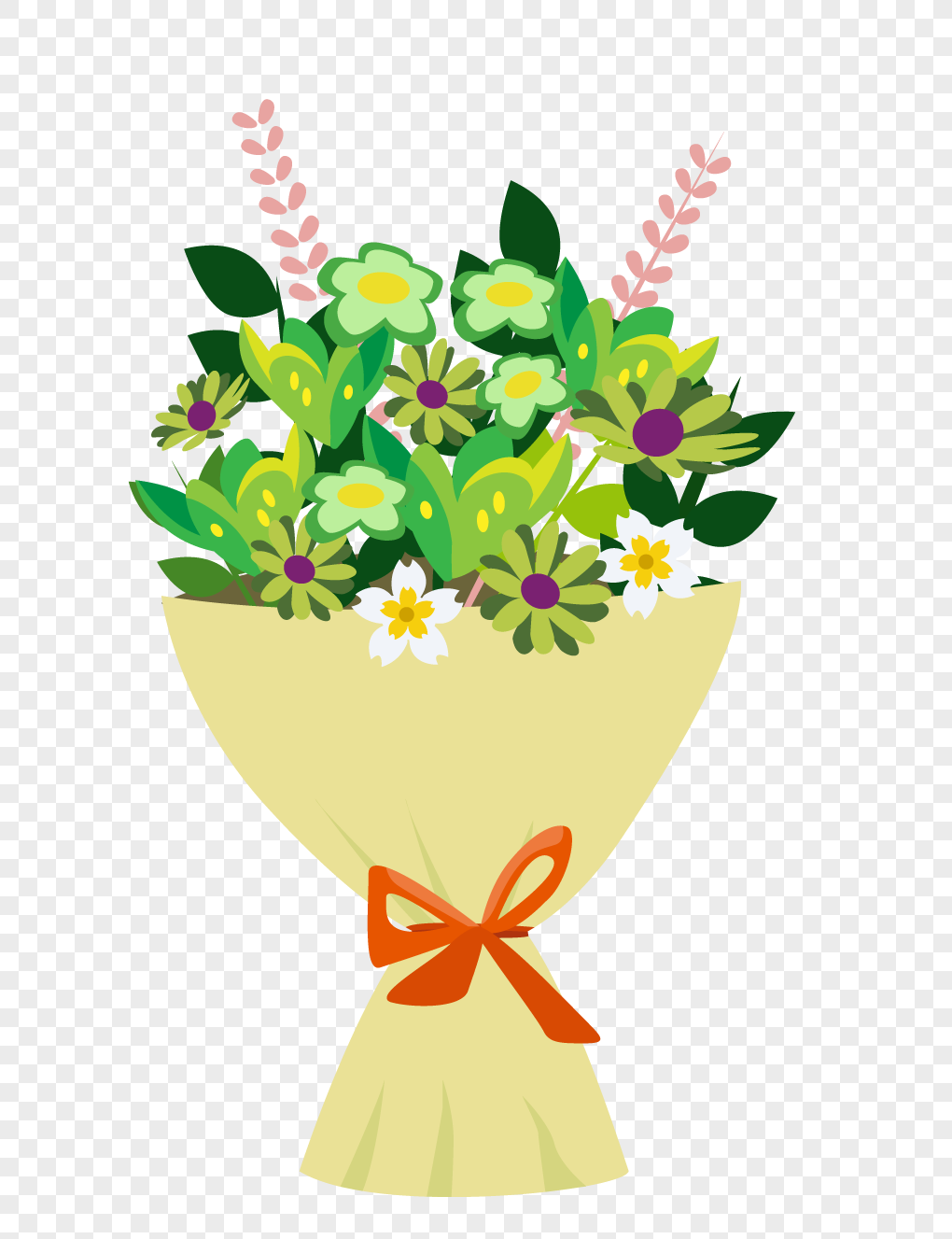 Flower Bouquet Png Free Flowers Healthy