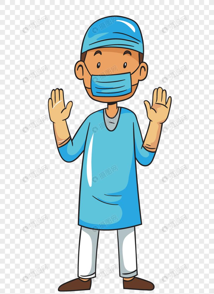 Врач хирург картинка детская