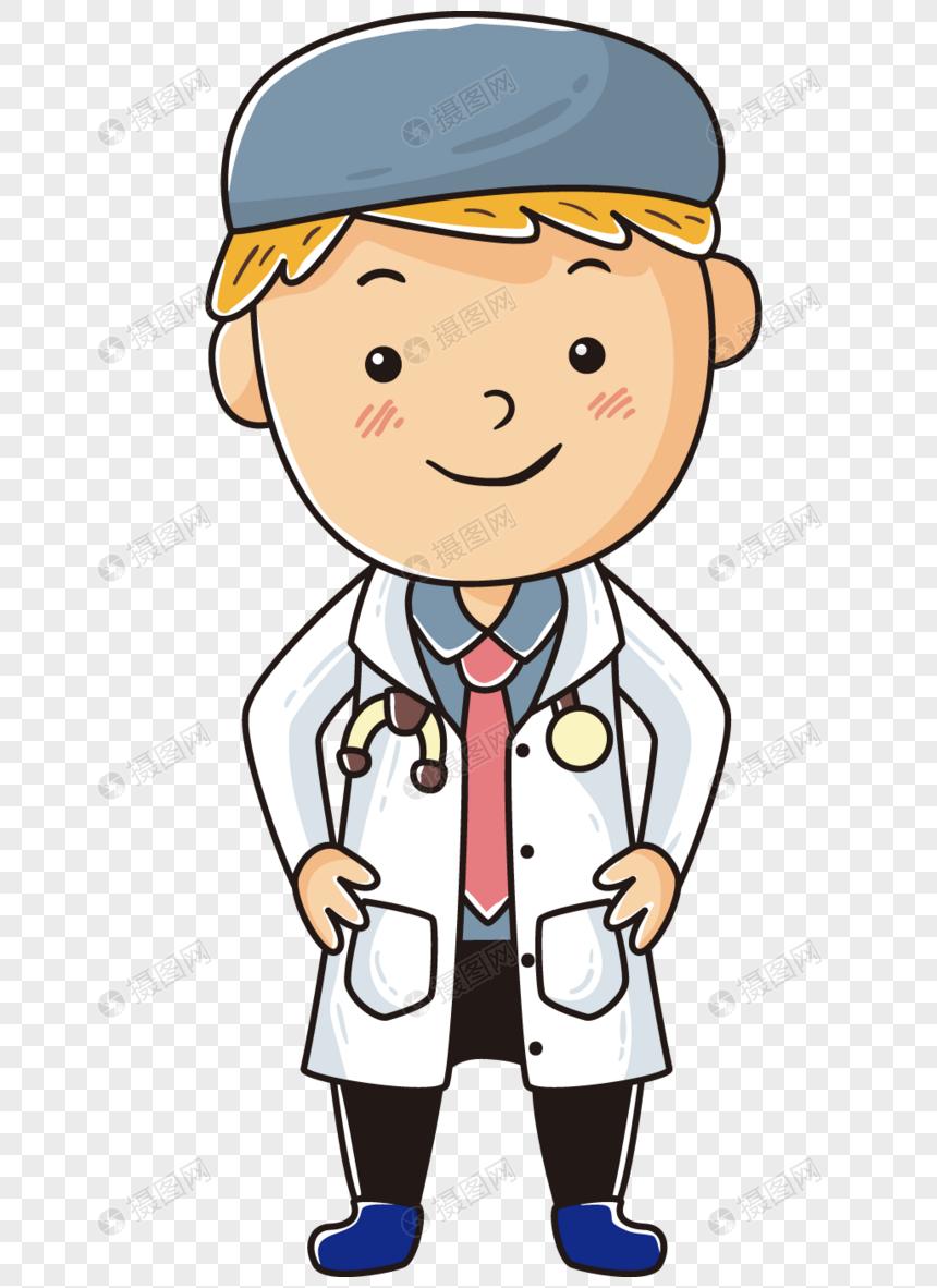 طبيب اطفال كرتون