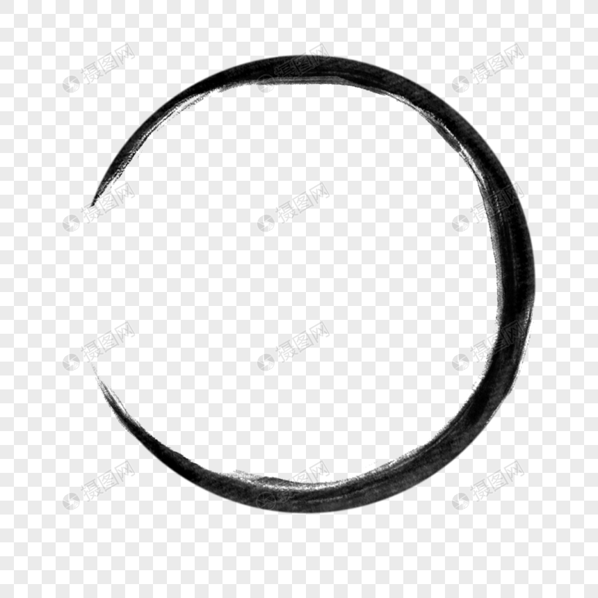 ink and wash ring png