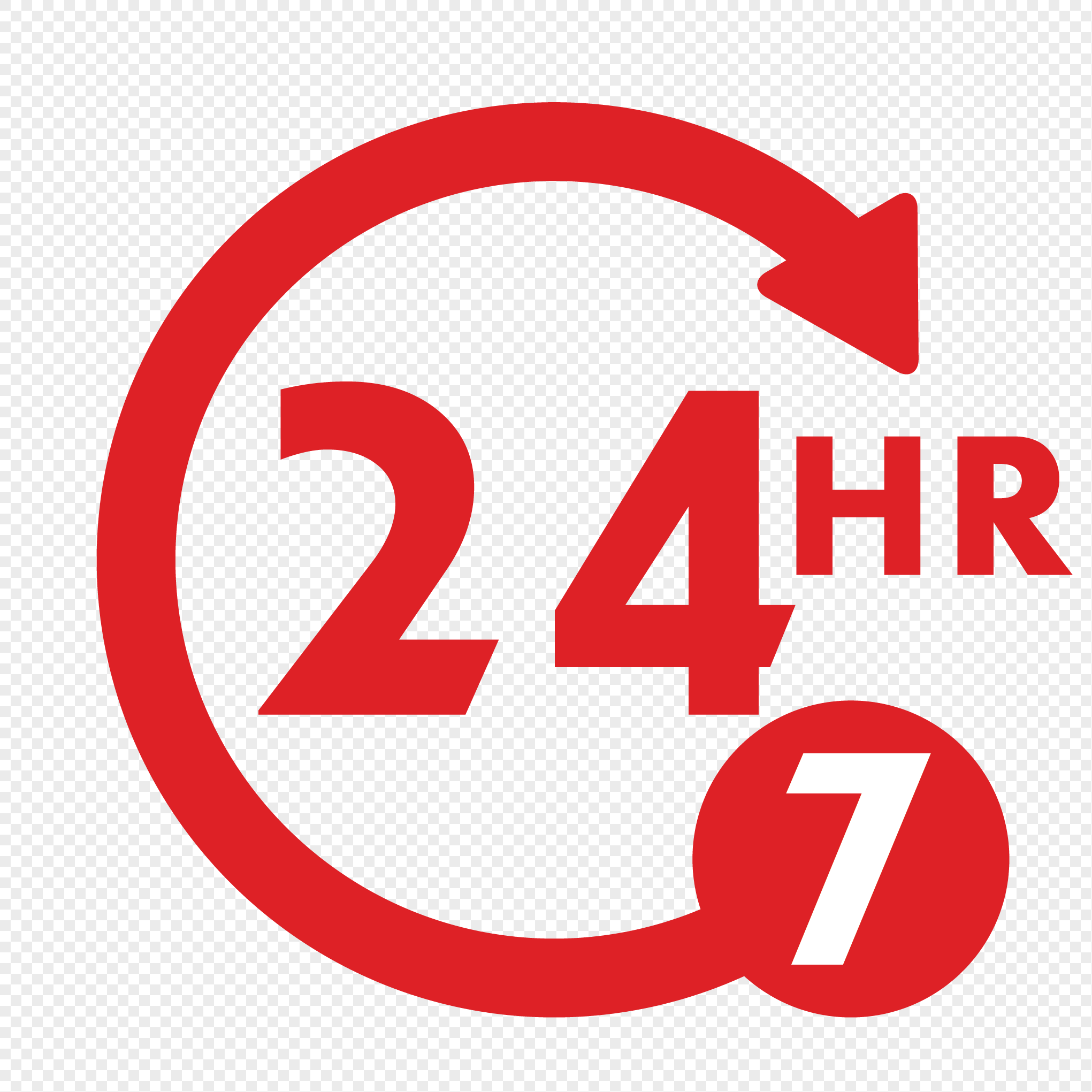 24h business art word design icon material png image picture free