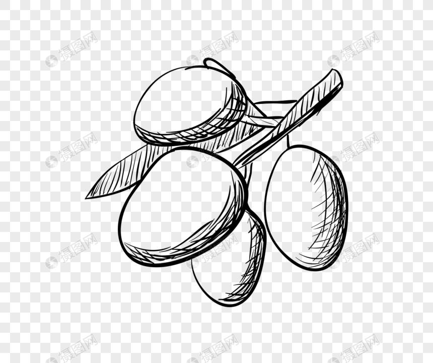 Sketsa Sayuran Hitam Dan Putih Gambar Unduh Gratis Grafik