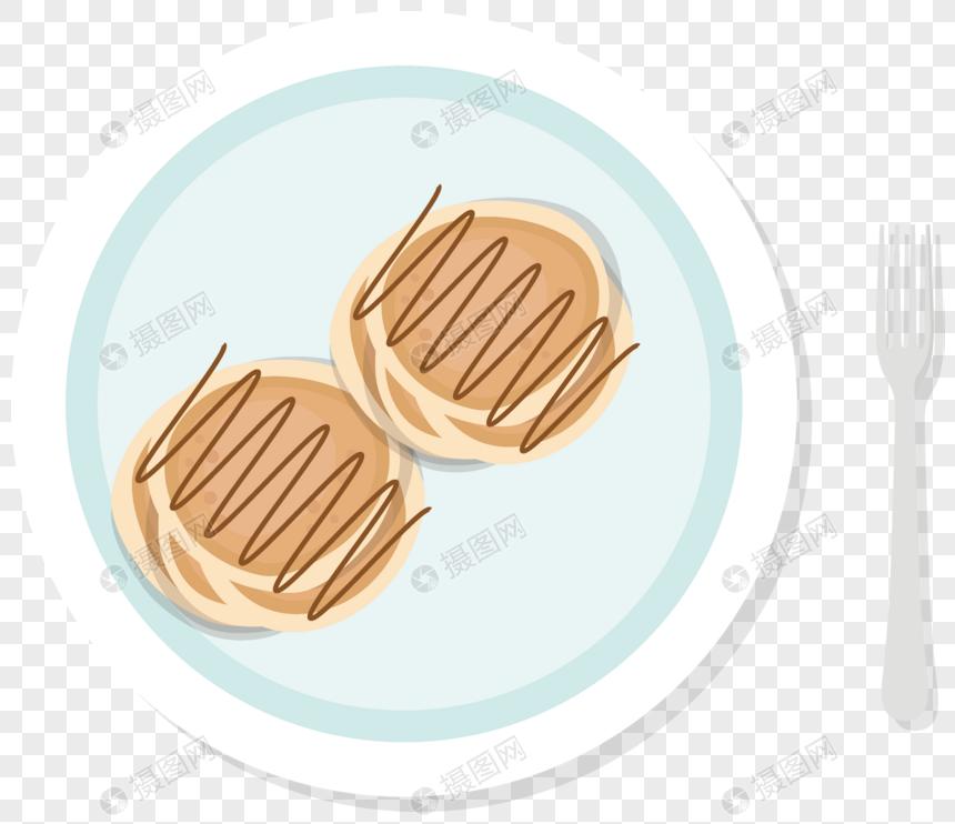 Sarapan Bahan Makanan Bergizi Gambar Unduh Gratis Grafik