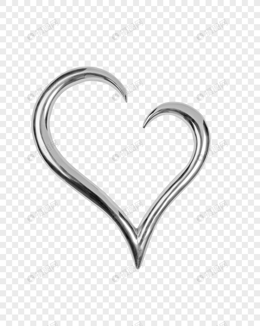 Heart shaped png image_picture free download