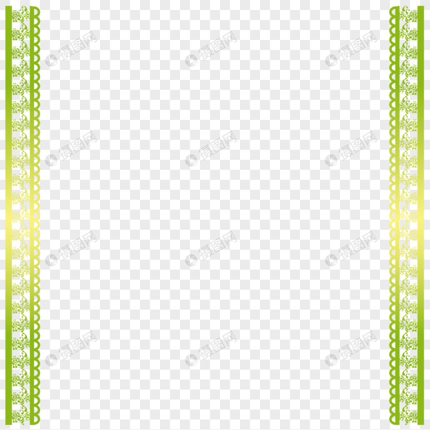 green lace frame png image picture free download 400368571 lovepik com green lace frame png image picture free