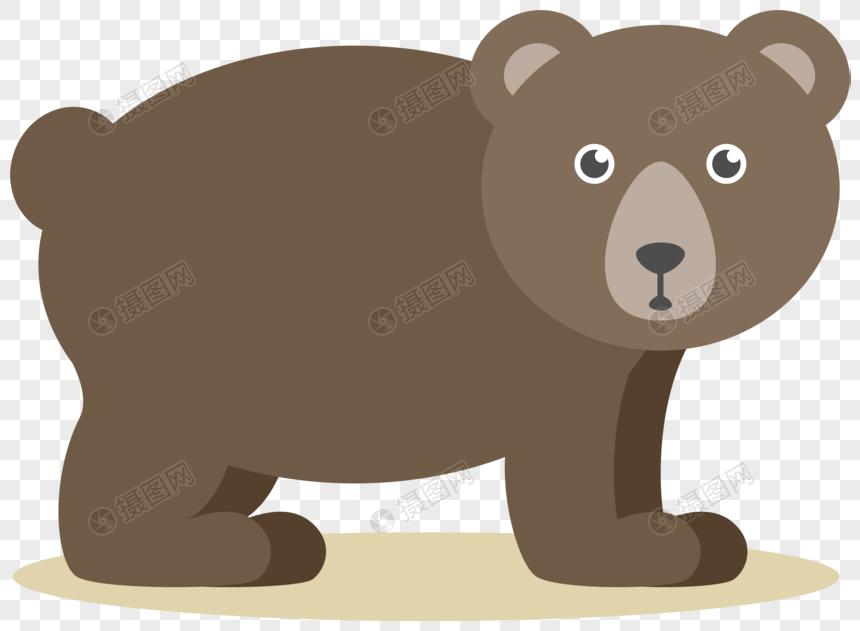 7100 Gambar Kartun Binatang Beruang Terbaru