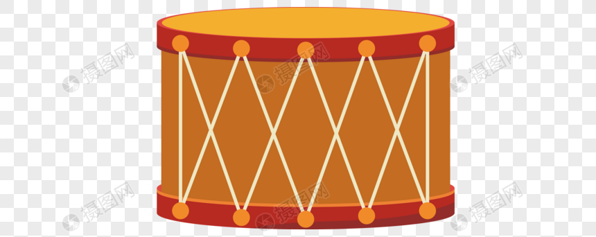 Music drum vector png image_picture free download