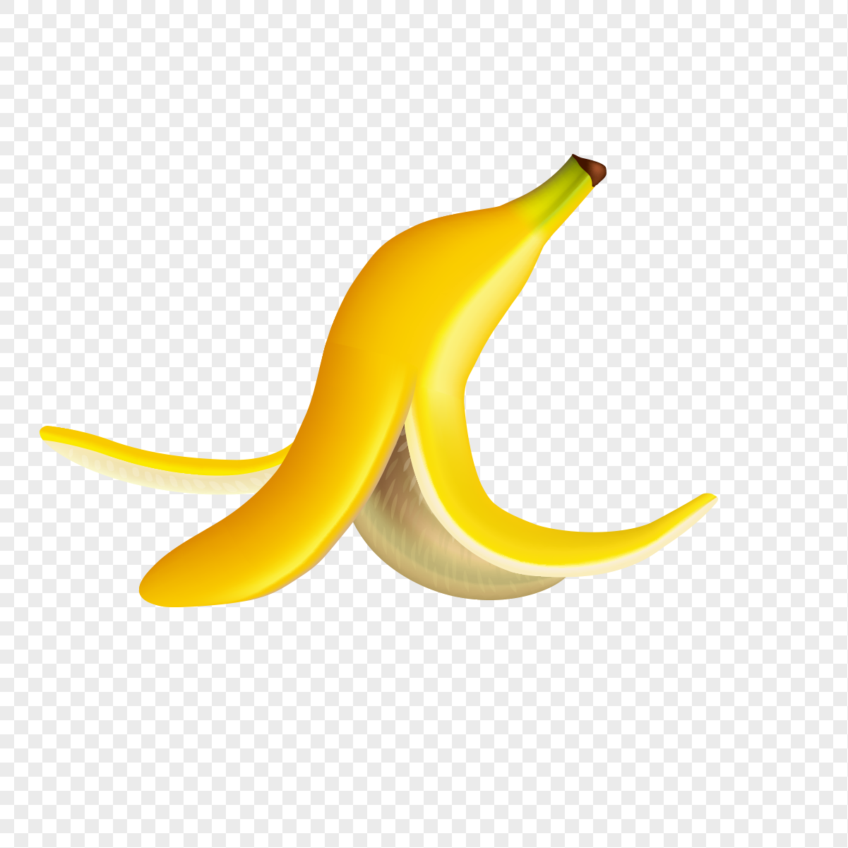 Banana Slice Pattern Png Image Picture Free Download