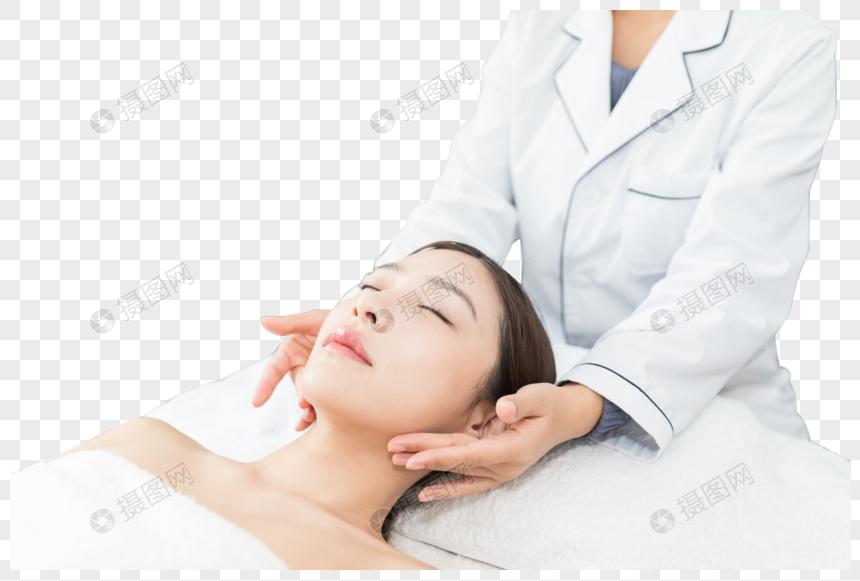 美容spa肌膚護理護膚 png