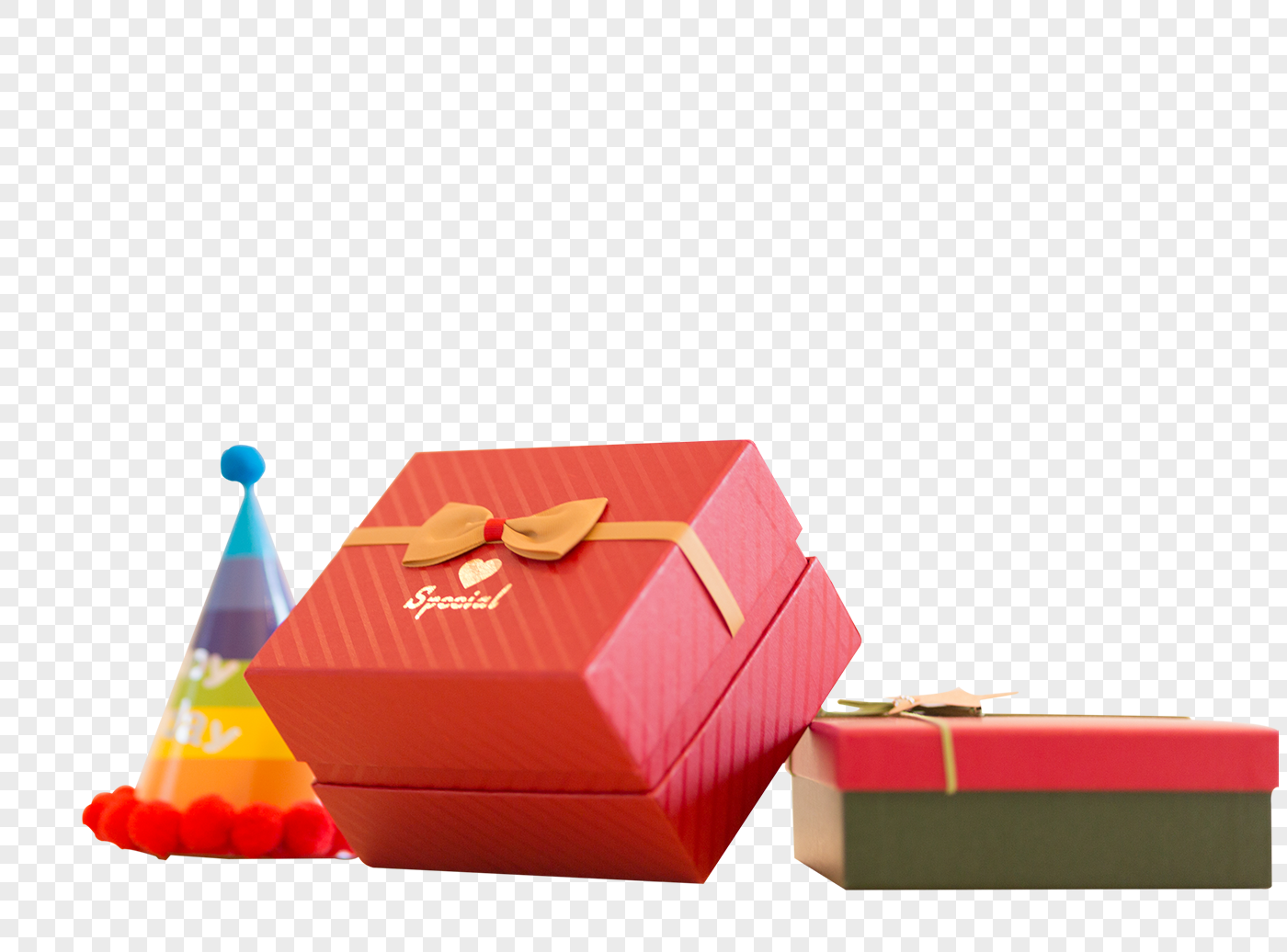 birthday party gifts png image picture free download
