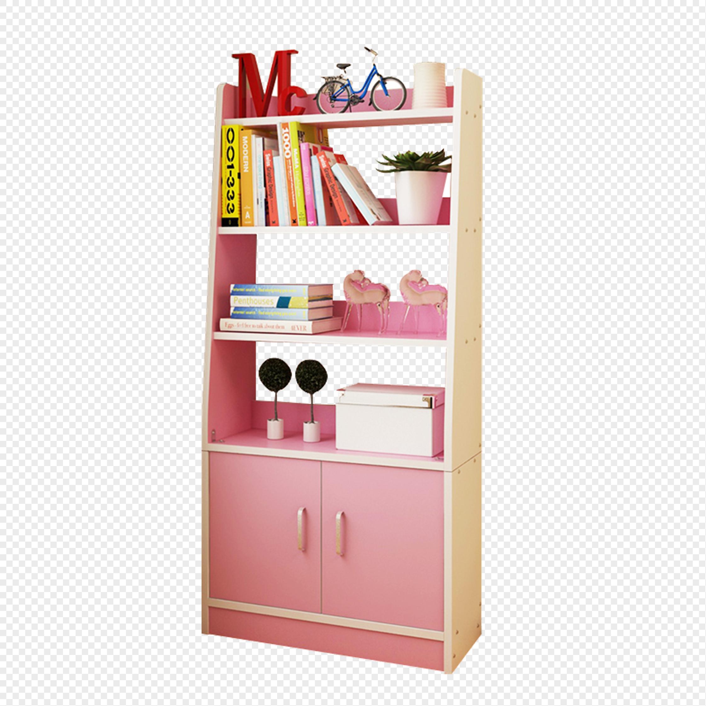 Display Cabinet With Color Lock And Door Lock