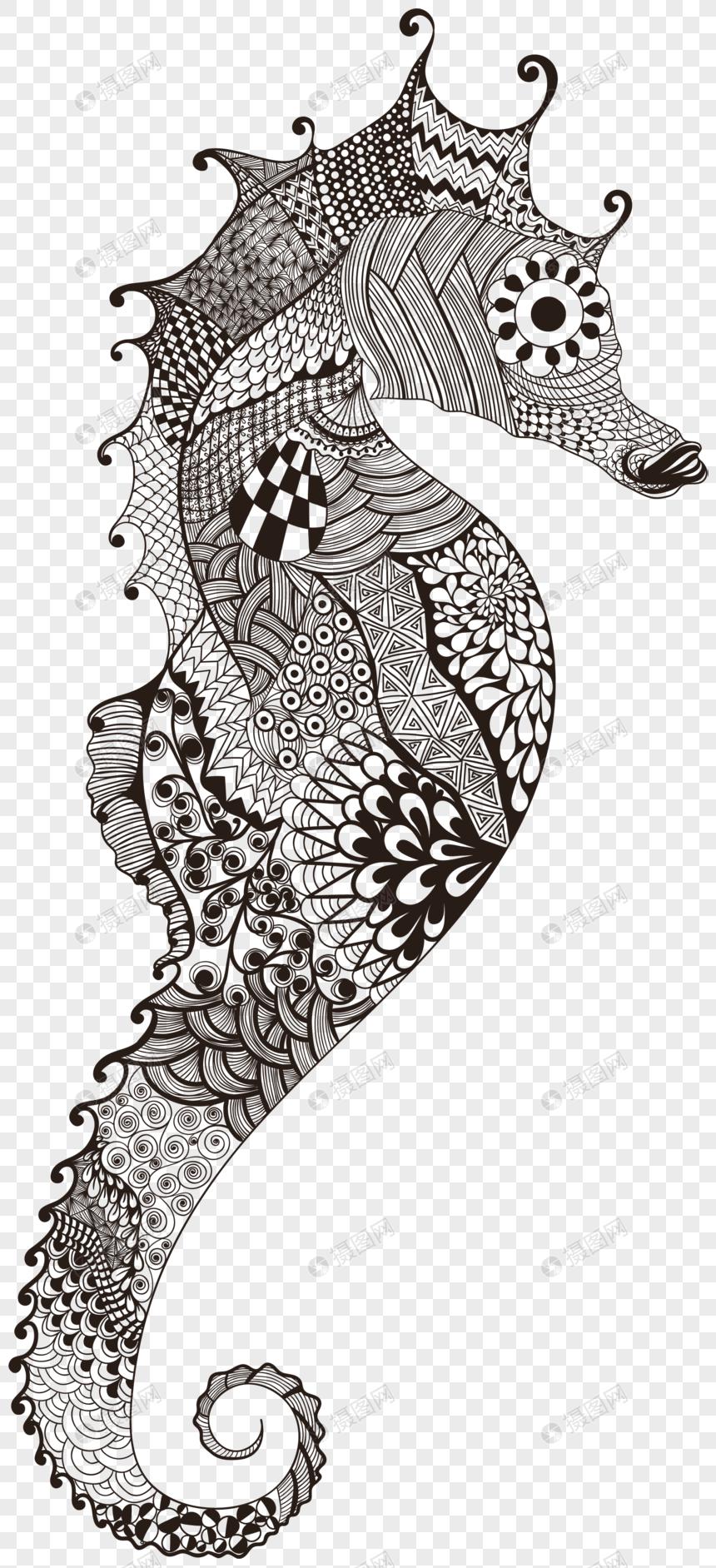 78 Gambar Dekoratif Hewan Laut Terlihat Keren Gambar Pixabay