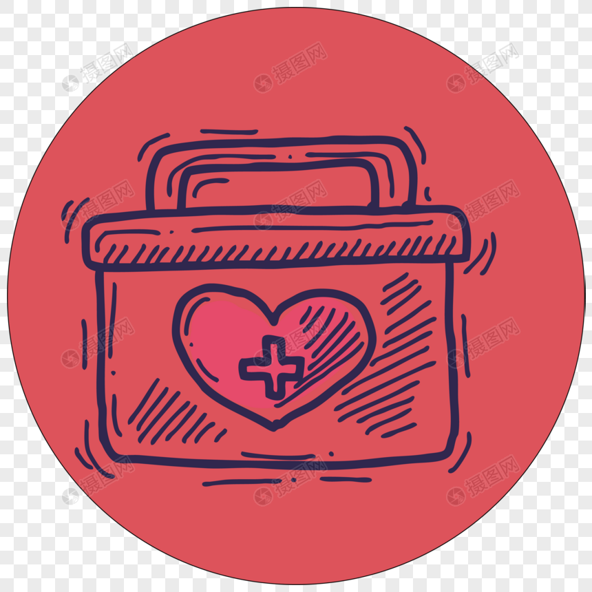 Cartoon Hand Drawn Blood Donation Box Sign Png Image Picture Free