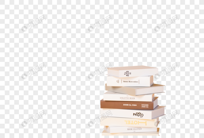 pile of books png
