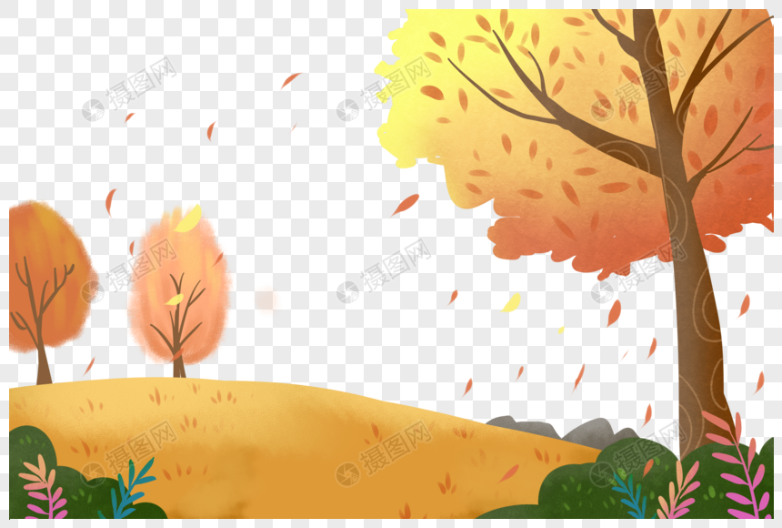 fall background png
