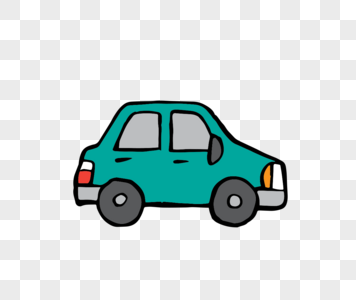 Cartoon Car Vector Material Png Image Picture Free Download