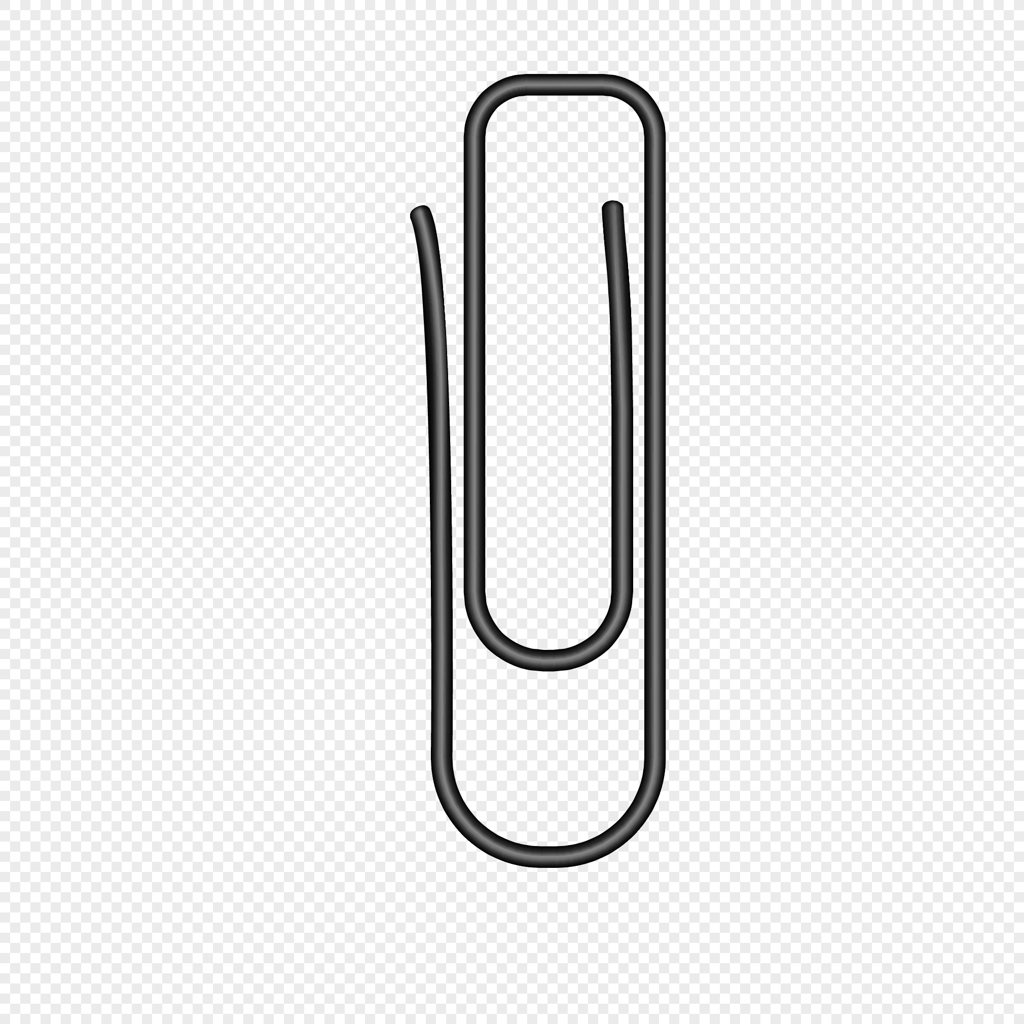 paper clip to learn stationery vector graphics elements png