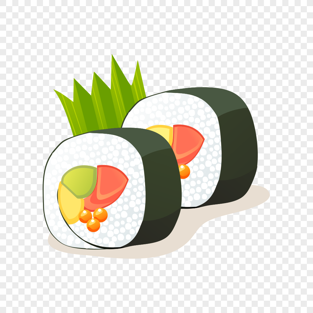 cartoon sushi png image picture free download 400475807