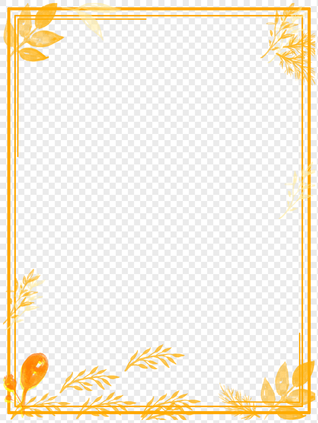 cool borders for posters www