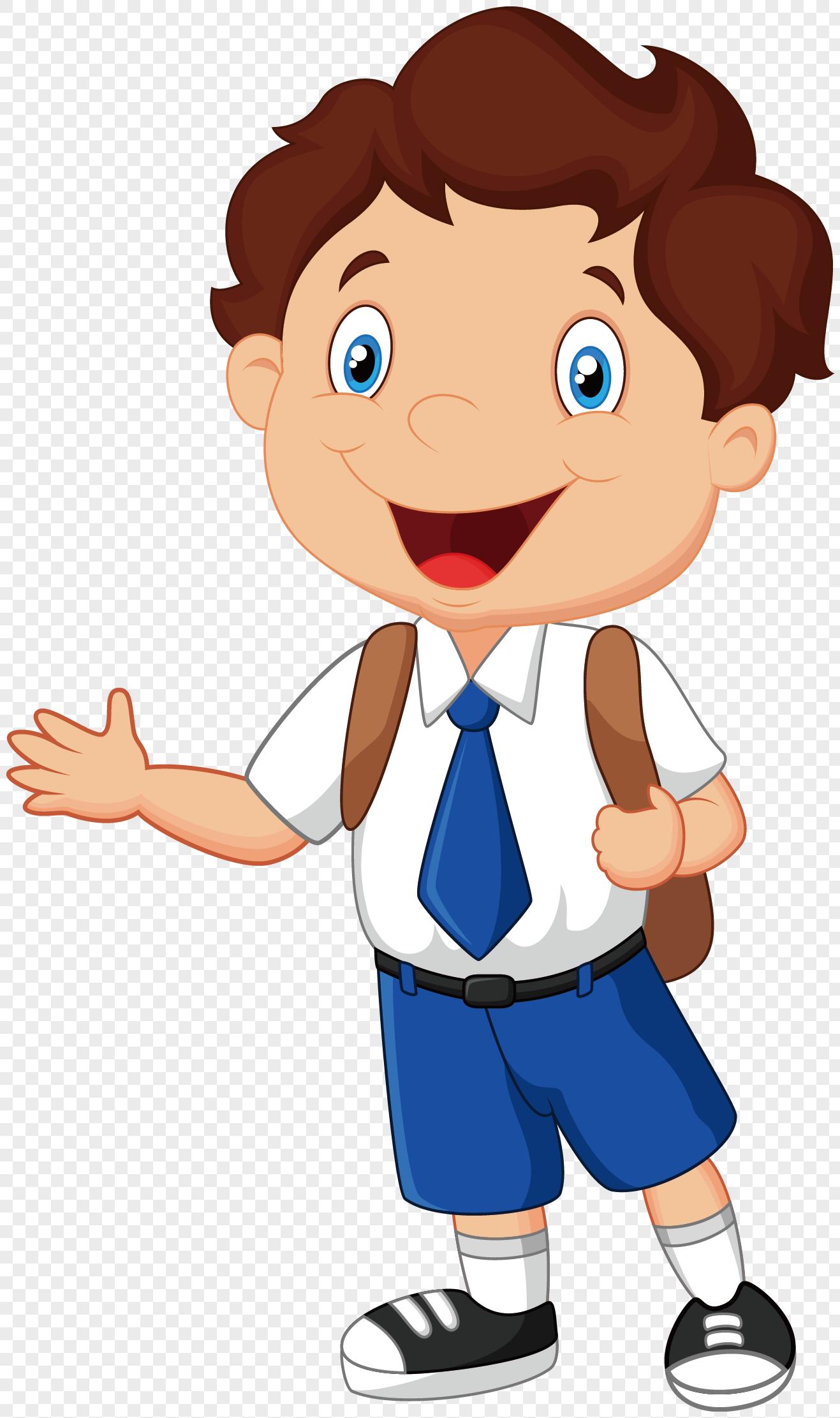 Budak Sekolah Kartun Nusagates