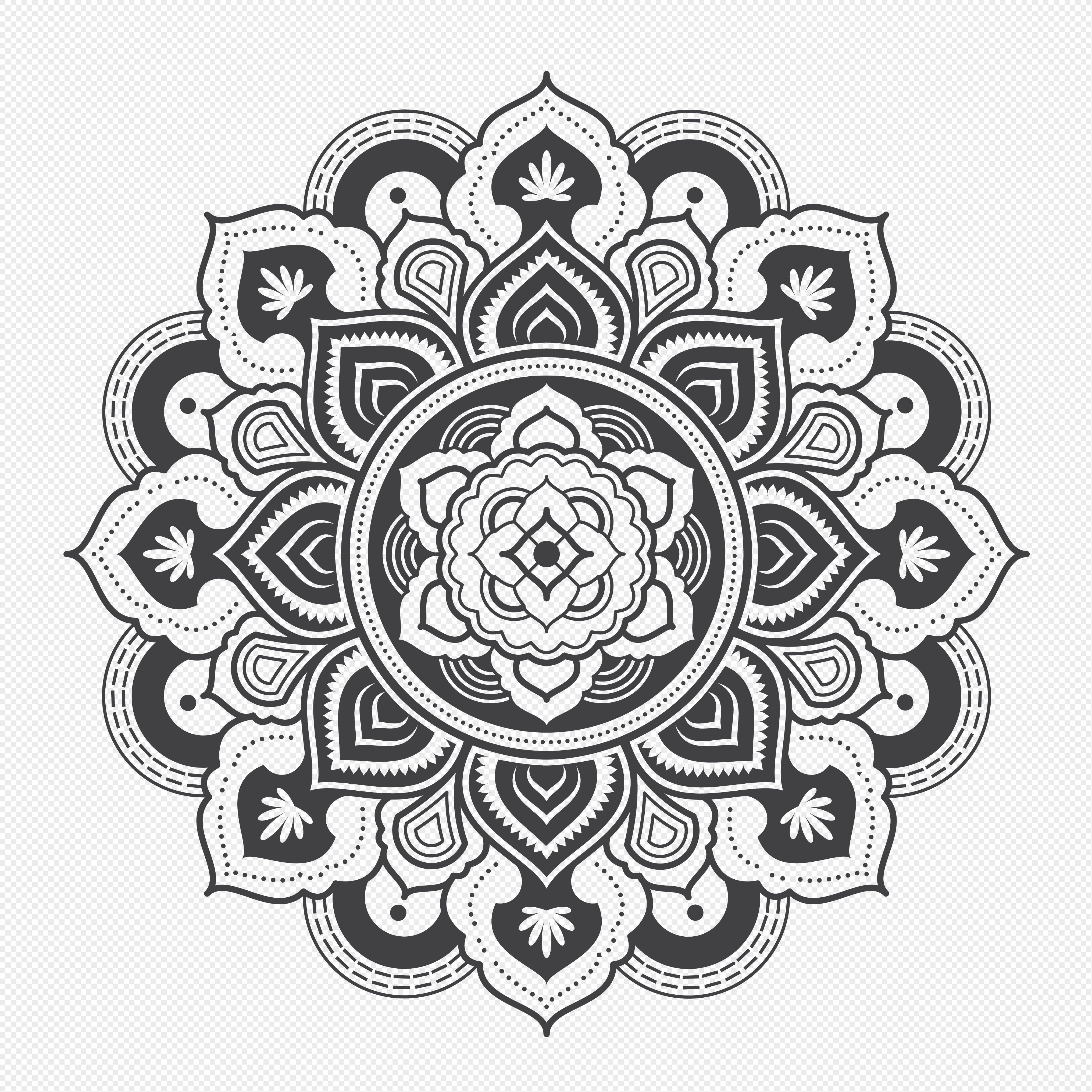 Lotus flower pattern material png imagepicture free download lotus flower pattern material izmirmasajfo
