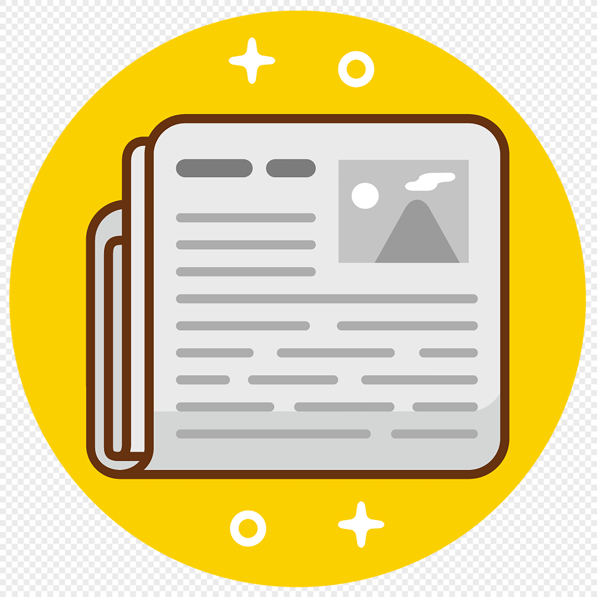 newspaper icons png image_picture free download 400494104_lovepik