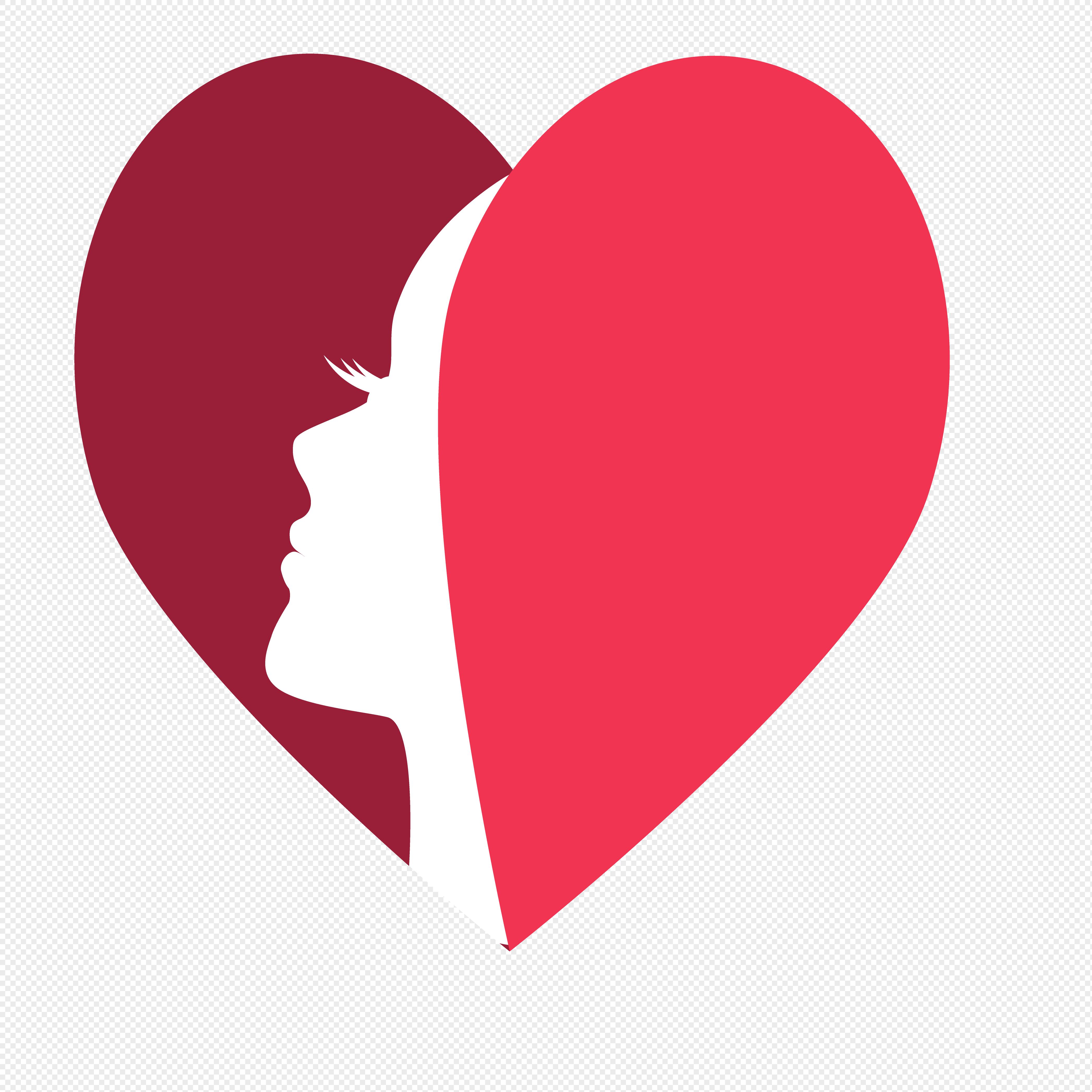 photo de Élément damour en forme de coeur saint valentin_numéro de l