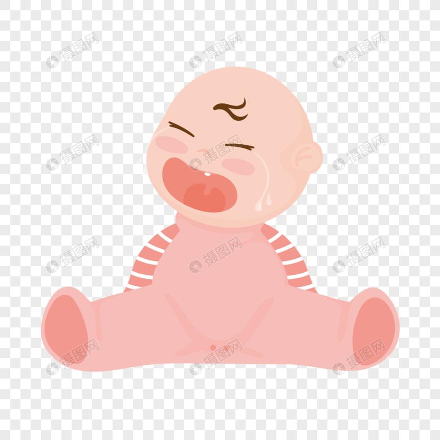 Bahan Vektor Bayi Bayi Kartun Comel Gambar Unduh Gratisimej