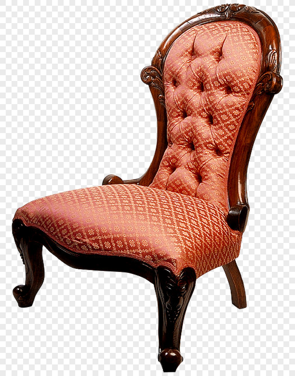High Definition European Medieval Class Chair Material