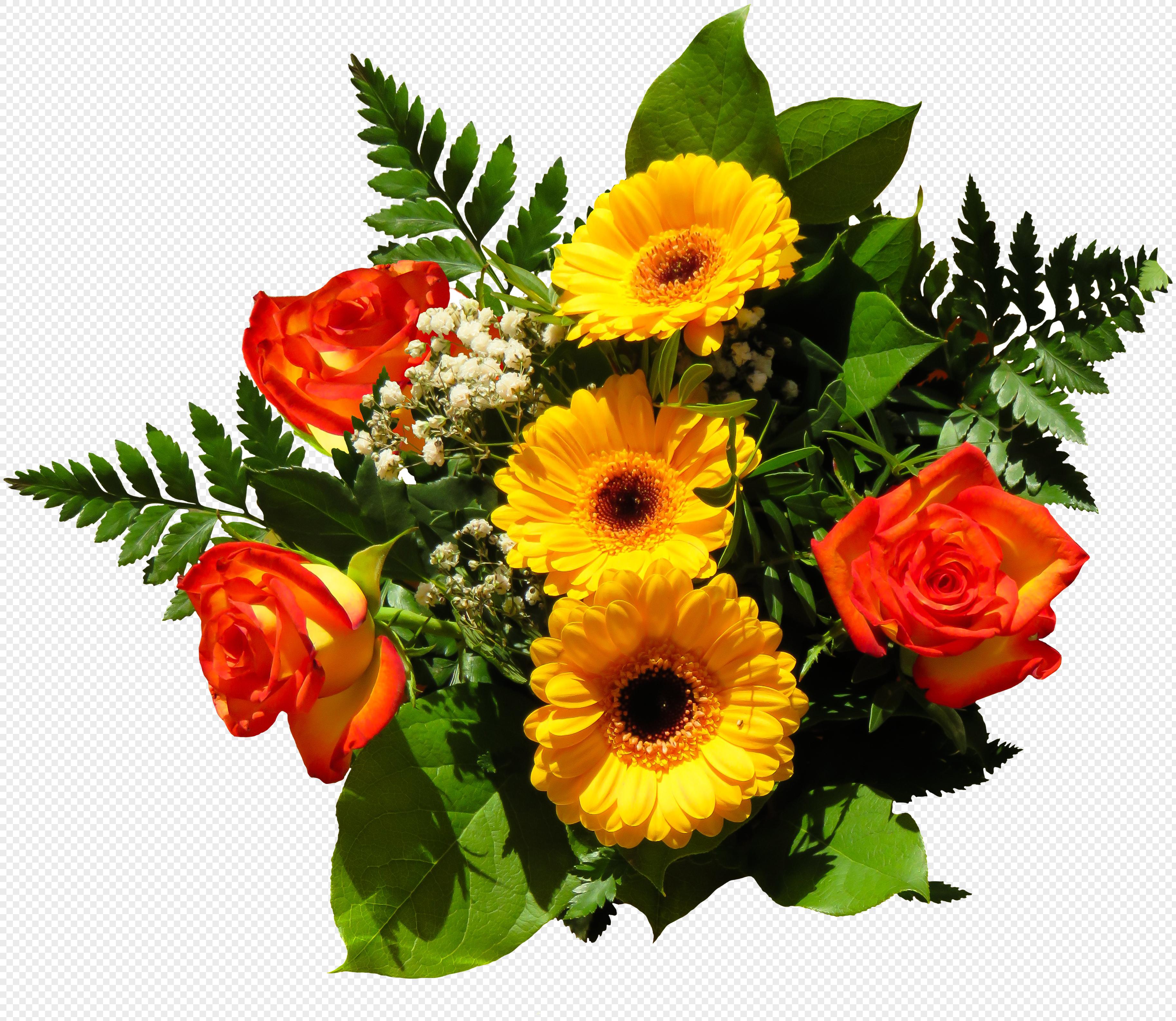 Hd decorative flowers bouquet materials png imagepicture free hd decorative flowers bouquet materials izmirmasajfo