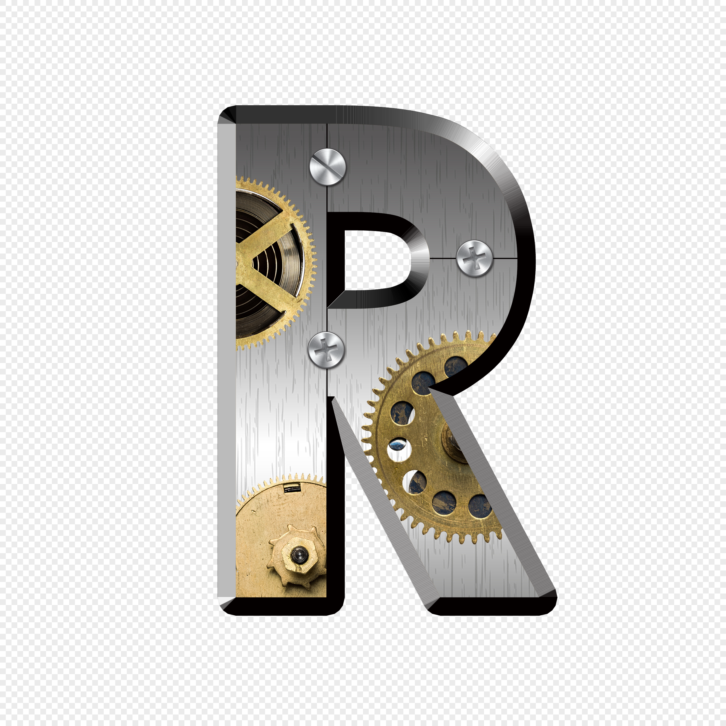 Metal Letter R Png Image Picture Free Download 400532397 Lovepik Com