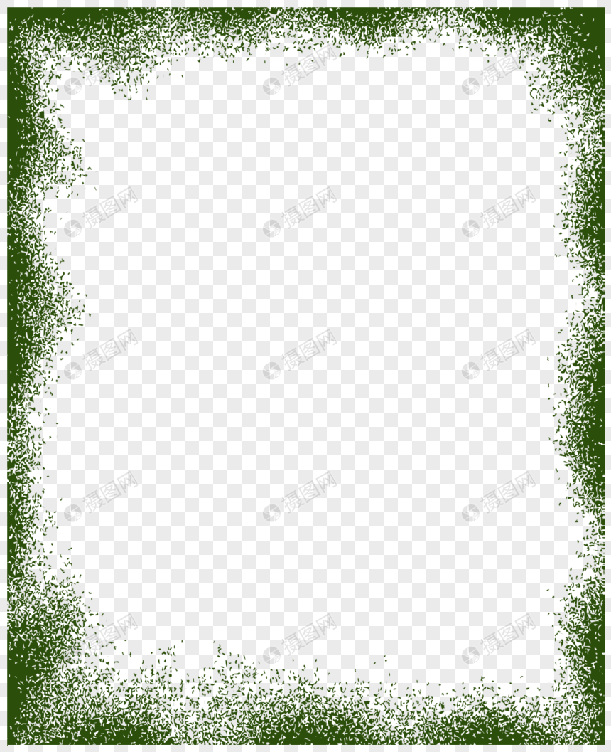 green frosted frame png image picture free download 400532782 lovepik com green frosted frame png image picture