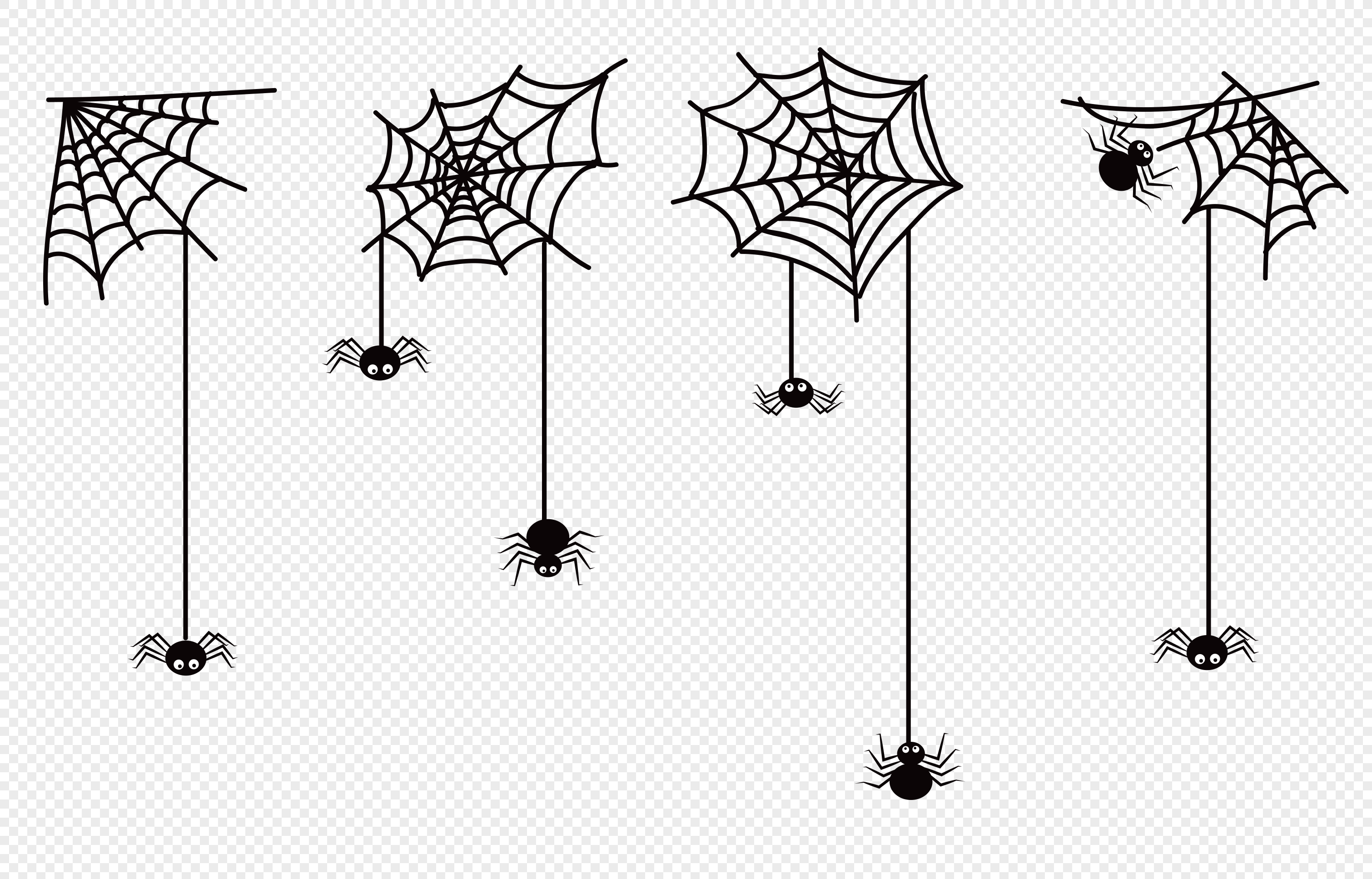 halloween spider web png image_picture free download