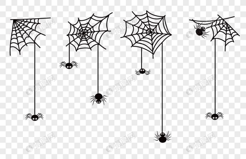 Photo De Toile Daraignée Halloween Numéro De L