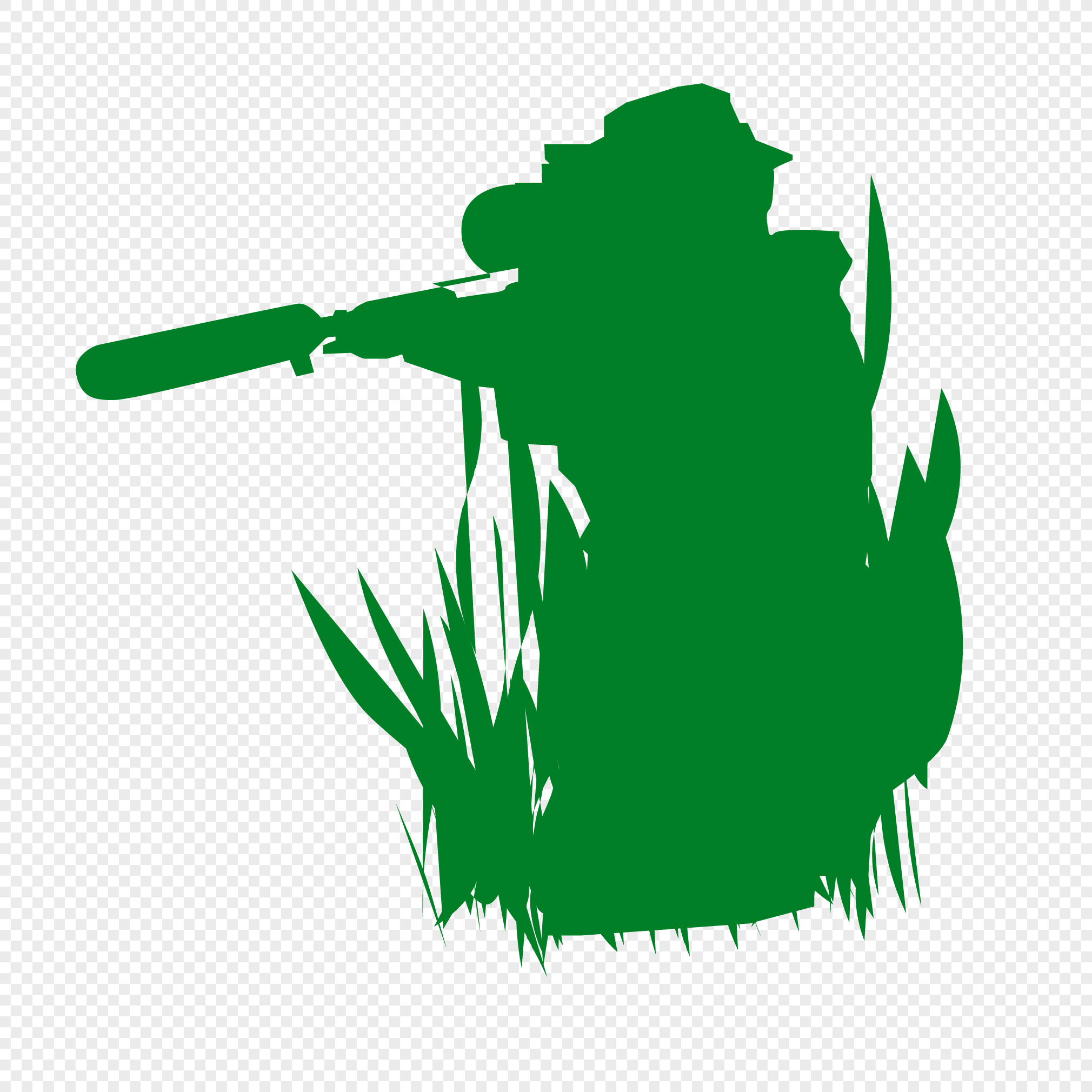 soldier silhouette vector material png image picture free download