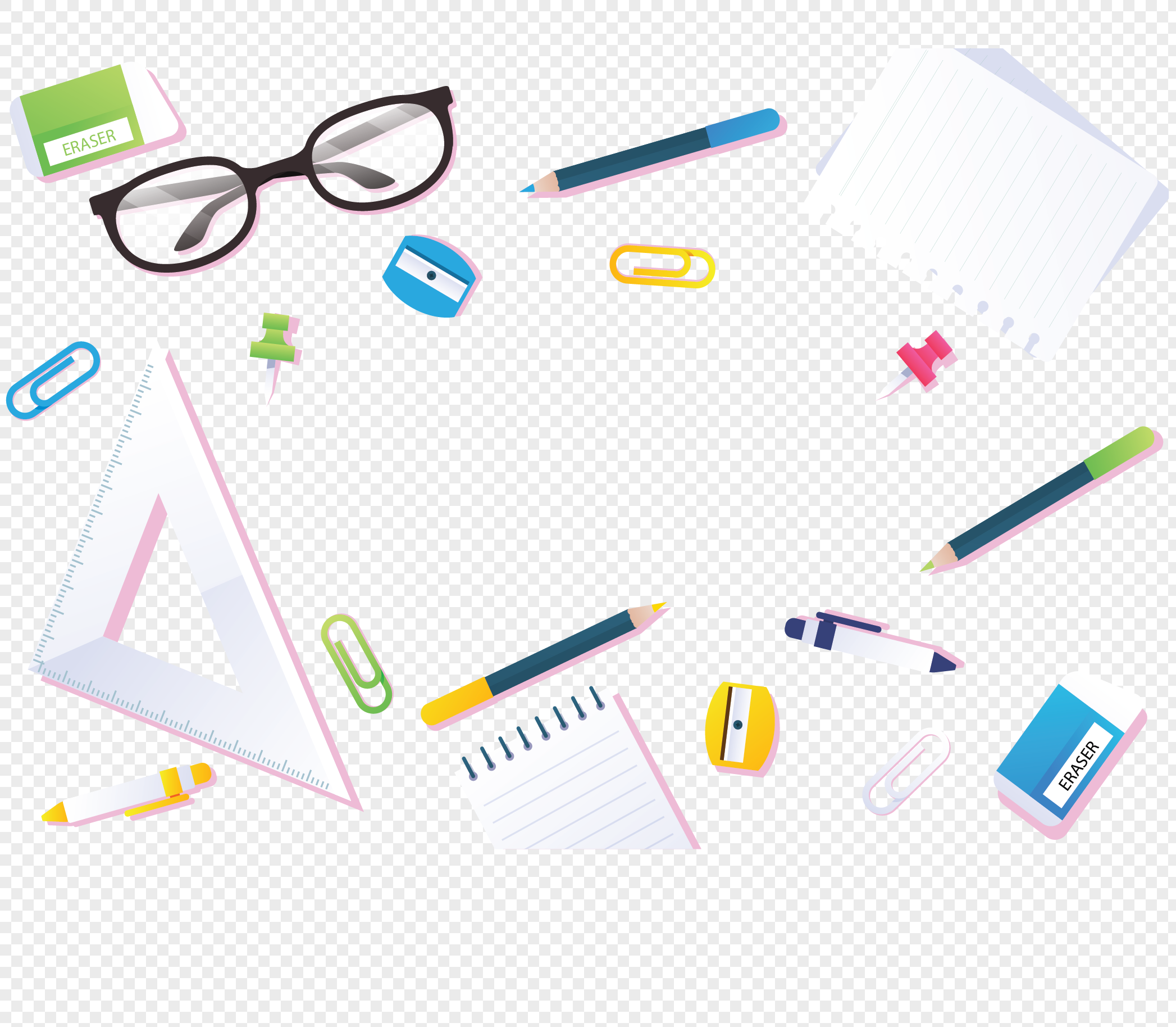 stationery border png image picture free download 400536812