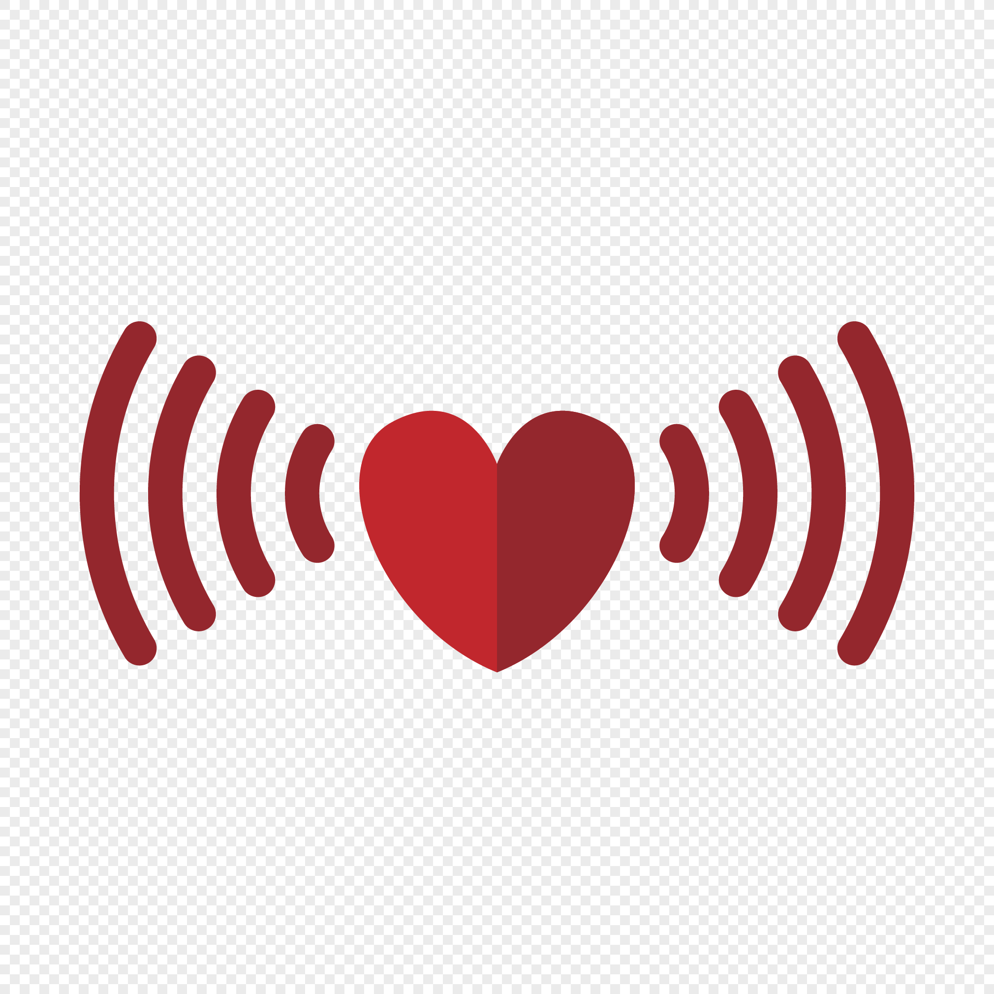 Loving Heart Communication Graphics Imagepicture Free Download