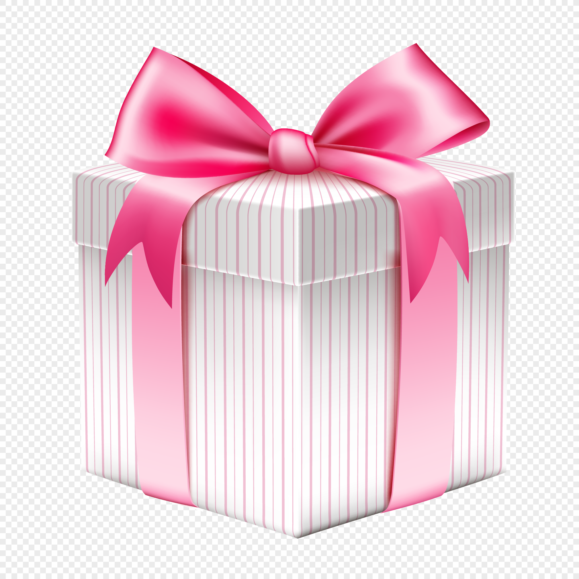 Valentines Day Gift Box Design Vector Material Png Image Picture