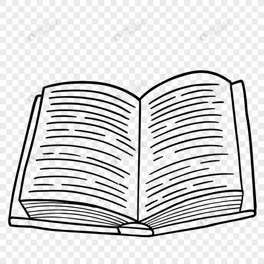 Linya Ng Stereo Na Libro Ng Pagguhit Larawan Numero Ng